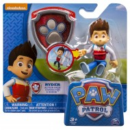 Paw Patrol Action Pack & Badge Ryder Figure