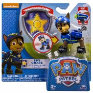 Paw Patrol Action Pack & Badge Spy chase Figure