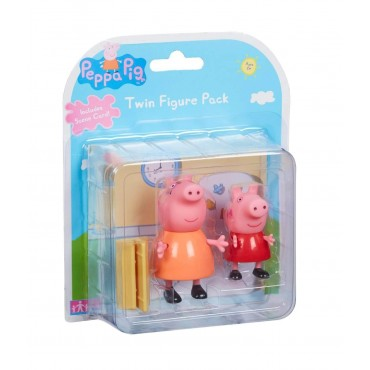 Peppa Pig Kitchen Scene with Mamma Pig