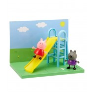 Peppa Pig Slide with Danny Dog