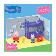 Peppa Pig Bedroom Playset