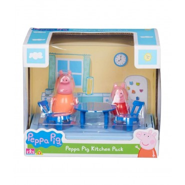Buy Peppa Pig Kitchen Playset Online In India On Giggleglory Com