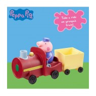 Peppa Pig Train and Carriage with Grandpa Pig