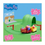 Peppa Pig Train Truck Playset