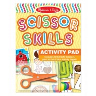 Melissa & Doug Scissors Skill Activity Pad