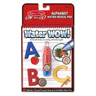Melissa & Doug Water WOW Alphabet
