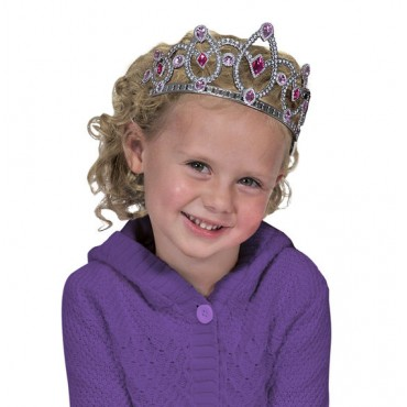 Melissa & Doug Role Play Collection Crown Jewels Tiaras