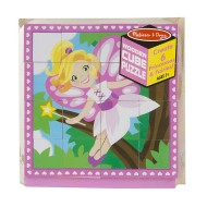 Melissa & Doug Princesses & Fairies Cube Puzzle