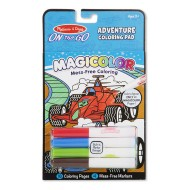 Melissa & Doug Magi color Coloring Pad Games & Adventure