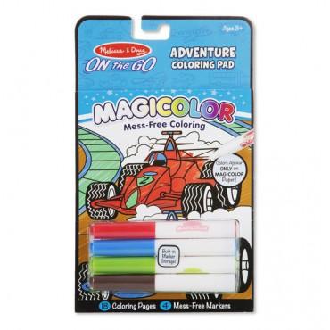 Melissa & Doug Magi color Coloring Pad Games & Adventure