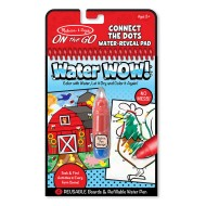Melissa & Doug Water WOW Connect the Dots Farm