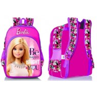 Barbie Be You School Bag 18 inch Pink