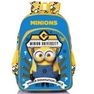 Minions University Trolley School Bag 18 inch