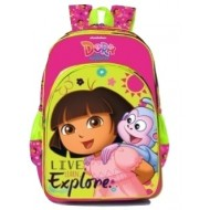Dora Live and Explore School bag 16 inch