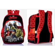 Marvel Avengers Earth's Mightiest Heroes School Bag 12 inch