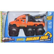 Maisto Fresh Metal Builder Zone Quarry Monster Crain