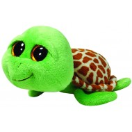 Jungly World Zippy Turtle Green 15cm