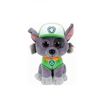 Jungly World Paw Patrol Dog Rocky 15 cm