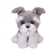 Jungly World Harper Grey Dog 15 cm