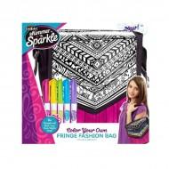 Shimmer n Sparkle CYO Fringe Bag