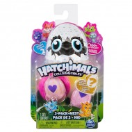 Hatchimals Colleggtibles 2pc with nest