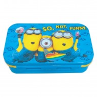 Minion Not So Funny Insulated Lunch Box