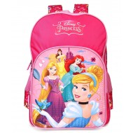 Disney Princess School Bag 12 inch Pink