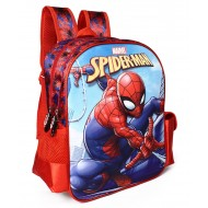 Spiderman EVA School Bag 14 inch Red Blue