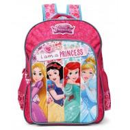 Disney I am Princess School Bag 16 inch