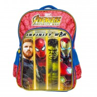 Avengers Infinity War School Bag 16 inch