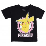 Pokemon Black T-Shirt TS4FKYPOK