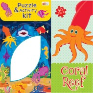 Art Factory Coral Reef Activity Puzzle 40 Piece