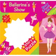 Art Factory Ballerina Show Story Puzzle 40 Piece