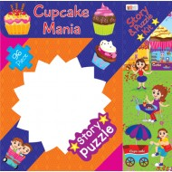 Art Factory CuPieceake Mania Story Puzzle 96 Piece