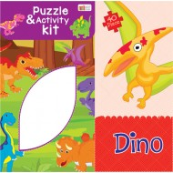 Art Factory Dino Activity Puzzle 40 Piece