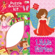 Art Factory Little Fairies Activity Puzzle 40 Piece