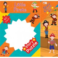 Art Factory Little Pirates Story Puzzle 40 Piece