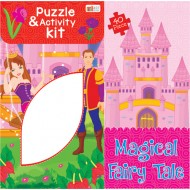 Art Factory Magical Fairy Tale Activity Puzzle 40 Piece