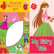 Art Factory My Fairy Tale Activity Puzzle 96 Piece