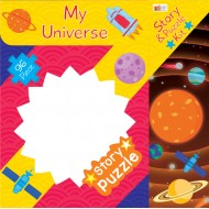 Art Factory My Universe Story Puzzle 96 Piece