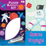 Art Factory Space Voyage Activity Puzzle 40 Piece