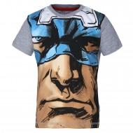 Avengers Black T-Shirt AV0FBT1302