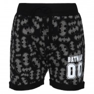 Batman Black Shorts BM0FSH1832