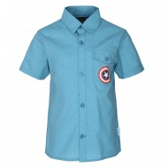 Captain America Blue Shirt CA0FBH2183