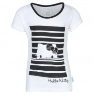 Hello Kitty White T-Shirt HTOFGT1562