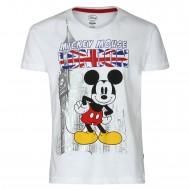 Mickey & Friends White T-Shirt MF0FBT1494