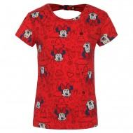 Mickey & Friends Red T-Shirt MF0FDR1820