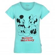 Mickey & Friends Aqua Green T-Shirt MF0FGT1281