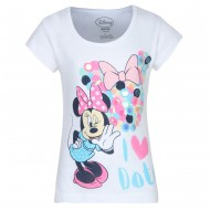 Mickey & Friends White T-Shirt MFOFGT1379