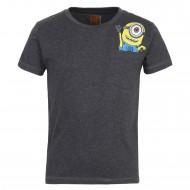 Minions Dark Grey T-Shirt MI1EBT2482